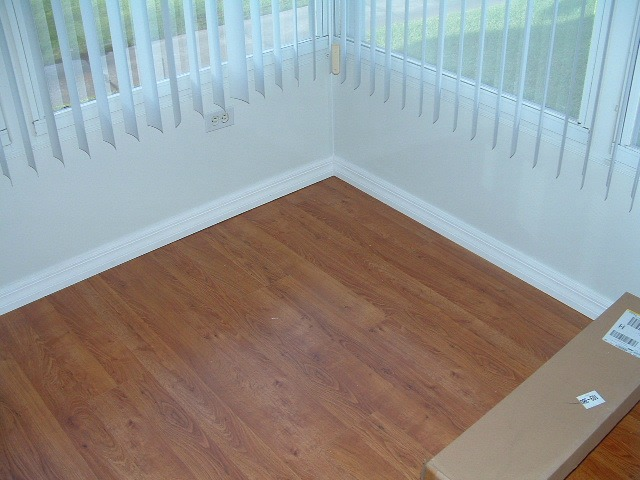 Installing Laminate Flooring In A Kitchen