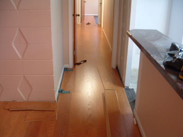 I Installed Quick Step Eligna Canyon Oak 8mm In The Living Room All
