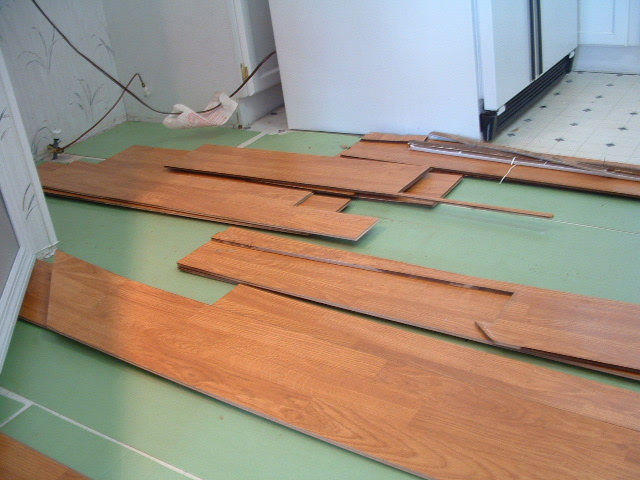 Laminate Flooring Repair