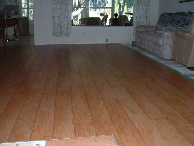 i am in the process of installing mohawk hemispheres collection laminate flooring in this living room
