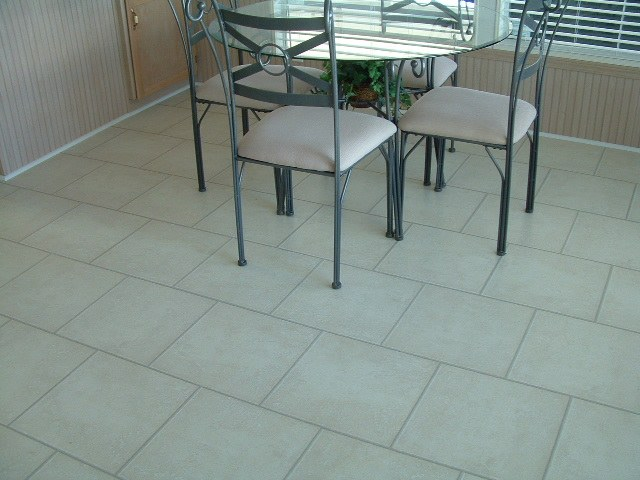 Quick step ceramic tile
