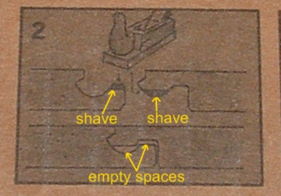 Swiftlock Laminate Flooring step 7 Quick Step Slate Tile