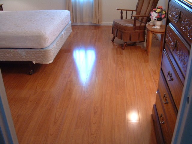 Exceptional This Is The AFTER Photo With The Vanier Laminate Flooring Installed