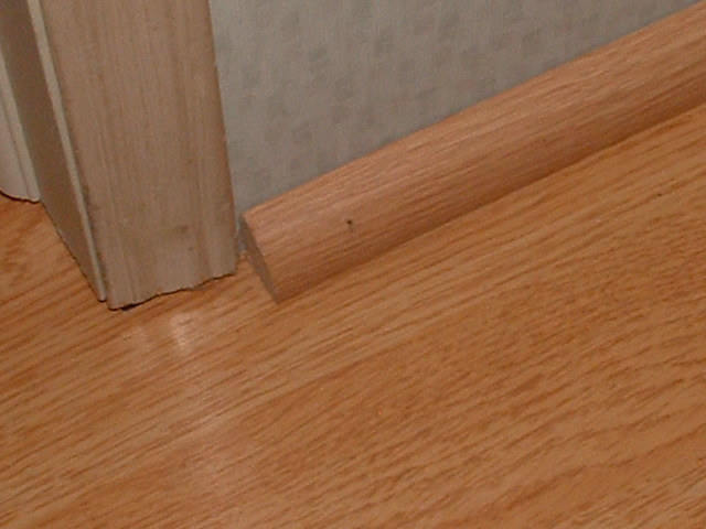 Laminate Flooring Shoe Molding Flooring