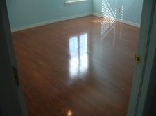 Horizon laminate flooring installed in this room, Purchased from Flooring America