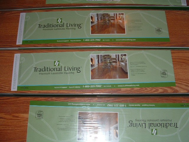 Sams Club Traditional Living Laminate Boxes