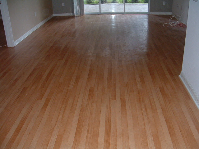 Pergo Presto laminate, living room before photo for installing the laminate. - Home Depot Pergo Presto Laminate Review