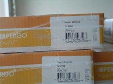 Pergo Presto from Home Depot box label