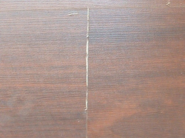 Toklo Waxed edge laminate flooring