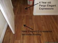 Pergo, Elegant Expressions Yorkshire Chestnut laminate flooring