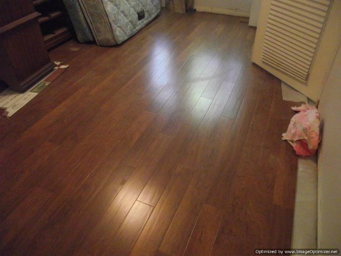 Costco Harmonics Vineyard Cherry Laminate Review