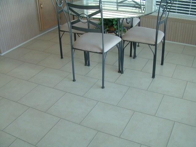 Quick step ceramic tile
