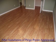 Home Depots Pergo Presto Applewood Review