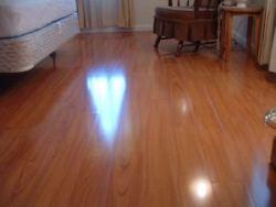 Vanier laminate flooring photo