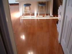 Vanier laminate flooring in the sunshine photo