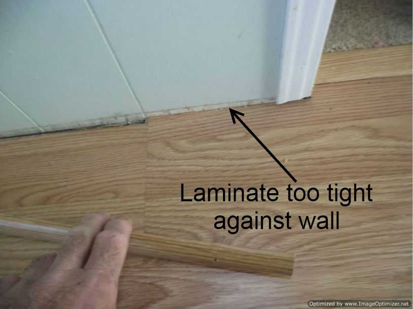 Installing Laminate Flooring In Doorways Mycoffeepot Org