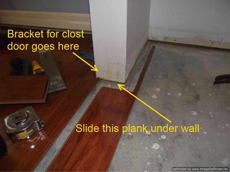 Swiftlock Laminate Flooring lovely swiftlock laminate flooring swiftlock laminate flooring reviews flooring Slide Board Under Wall That Was Under Cut