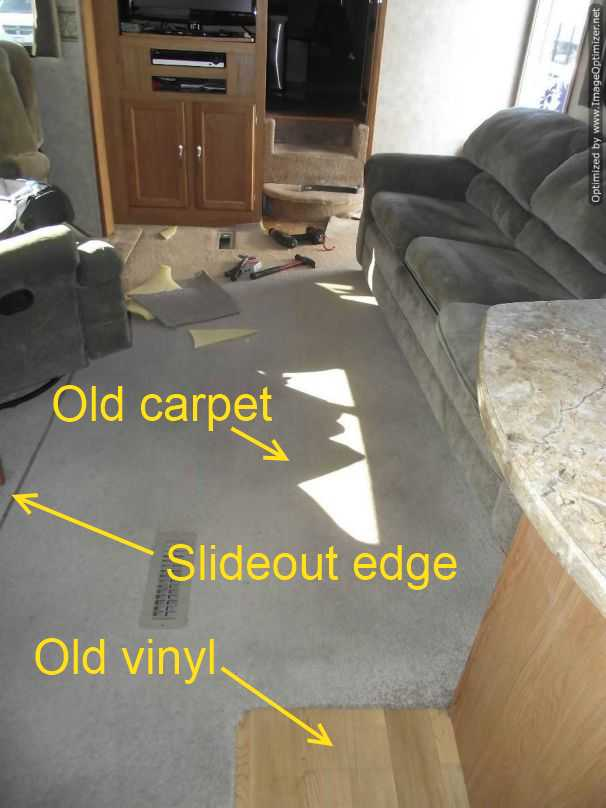 how to get the stergered look in flooring