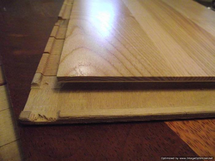 Engineered hardwood floors floating engineered hardwood for Wood floor over concrete
