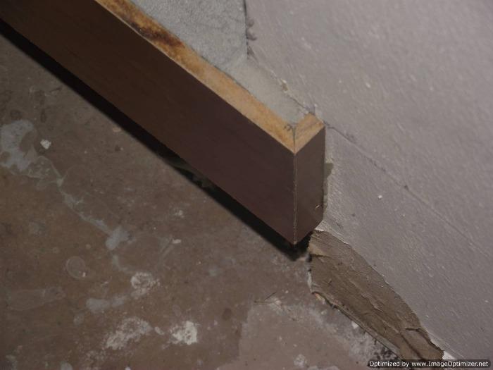 My Living Room Floor Is Concrete
