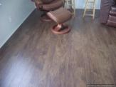 Bad Laminate flooring Quarter round