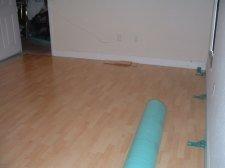 Columbia Maine maple laminate flooring