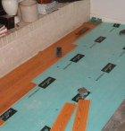 Quick step narrow board laminate