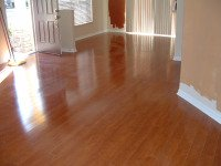 suncrest floor installed after