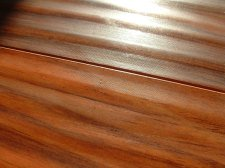 Lamton laminate flooring close up photo