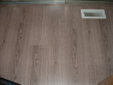 Moderna laminate flooring, color Barn Oak