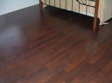 Mohawk Georgetown ebony finished laminate floor